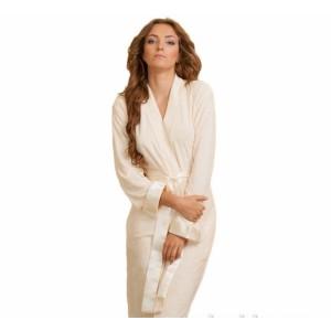 BV23-511 KIM LADY Халат-кимоно женский Boncasa 56%бамбук 24%хлопок 20%пе