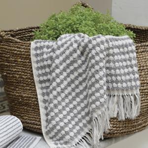 PAYAS полотенце с кисточками (ручная работа)