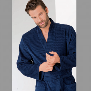 951 Халат мужской кимоно 100% хлопок CAWO