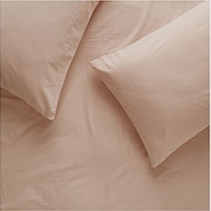 SATEEN SHEETS PILLOW CASE Наволочка Powder VANDYCK ITALY
