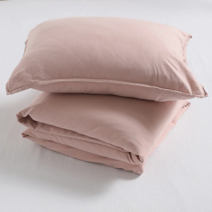 PURE 21 Pillow case Seppia PINK VANDYCK Наволочка