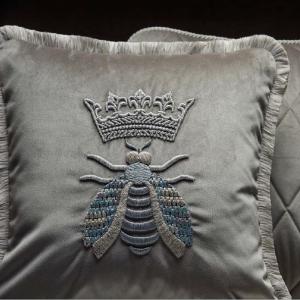 HERALD APE CORONA VELOUR Набор 2 подушки декор (велюр) MASTRO RAPHAEL