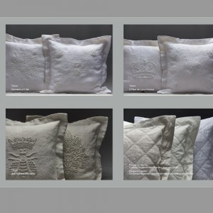 OCTAVIUS RETE RIC 3D Набор 2 подушки декоративные MASTRO RAPHAEL