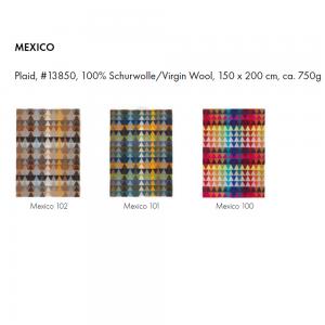 MEXICO Плед+подушка 100% Шерсть ягненка EAGLE PRODUCTS