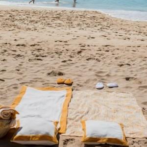 PORTOFINO Полотенце пляжное 100% хлопок ABYSS & HABIDECOR